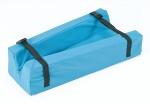 Противопролежневая подушка Invacare ProPad Leg Trough для максимальной поддержки и снижения давления по всей длине ноги.