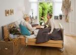 Медицинская кровать Invacare Medley Ergo W