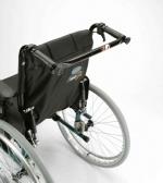 Облегченная УСИЛЕННАЯ инвалидная коляска Action 4 Base NG HD ( 50, 5 см) Invacare