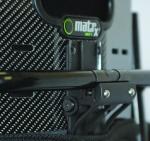 Спинка MatrX MX 1 для активных колясок