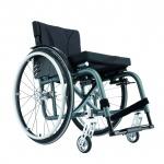 Активная кресло-коляска со складной рамой KÜSCHALL ULTRA-LIGHT