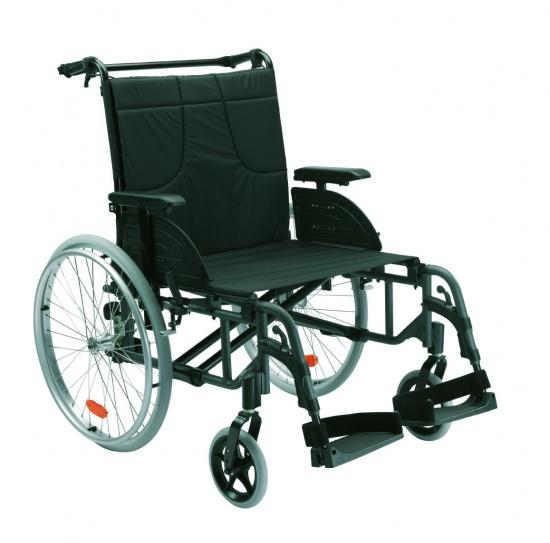 Облегченная УСИЛЕННАЯ инвалидная коляска Action 4 Base NG HD ( 55, 5 см) Invacare