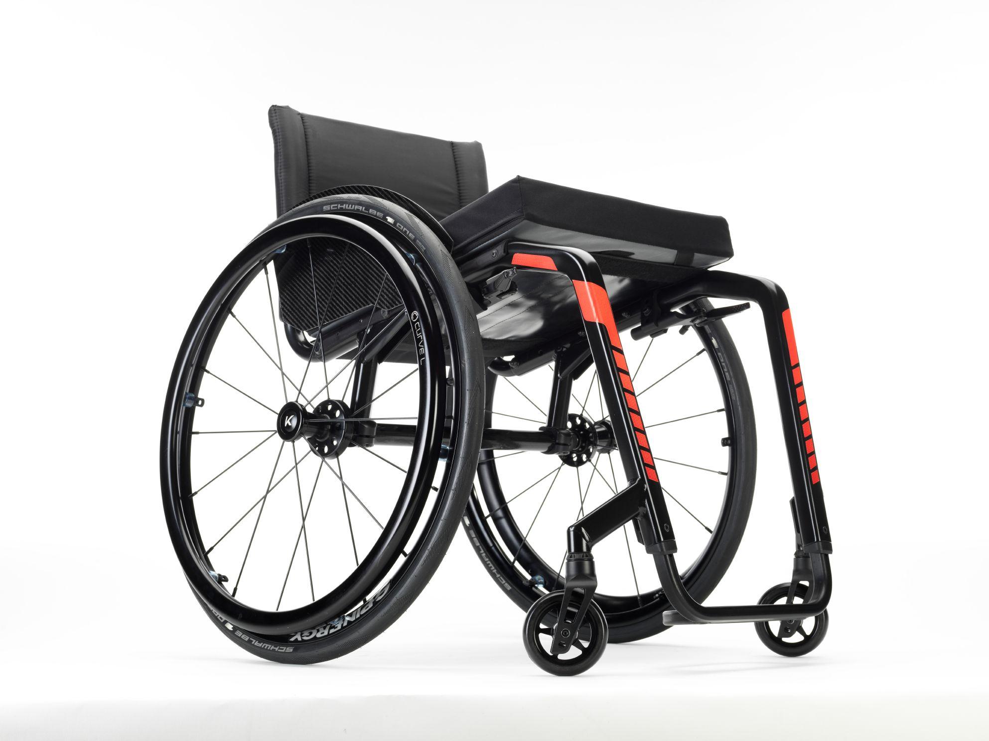 Активная кресло-коляска KÜSCHALL KSL 2.0