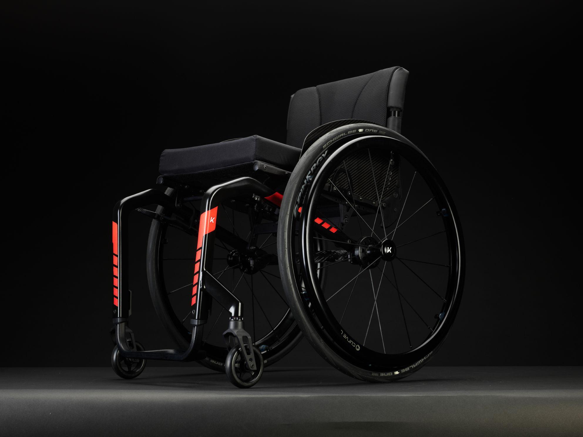 Активная кресло-коляска KÜSCHALL K-SERIES 2.0