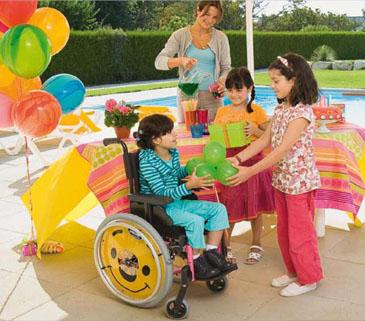 Детские коляски Invacare