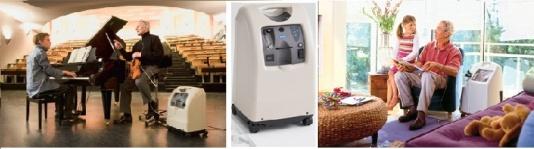 Оксигенотерапия и кислородные концентраторы