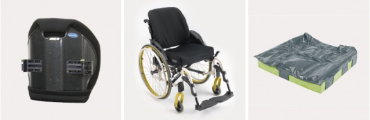 Спинки, системы стабилизации для колясок